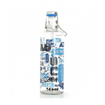 Bouteille en verre refermable 1 L