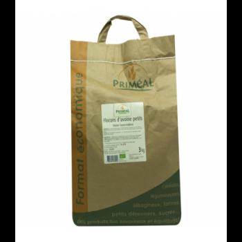 PRIMÉAL Flocons d'avoine bio 3kg