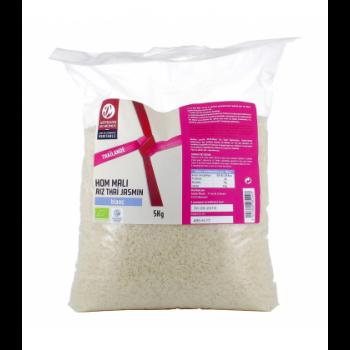 Riz blanc Hom Mali bio & équitable 5 kg