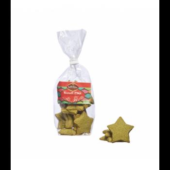 BELLEDONNE - Sablés étoile au thé matcha et citron bio & équitable