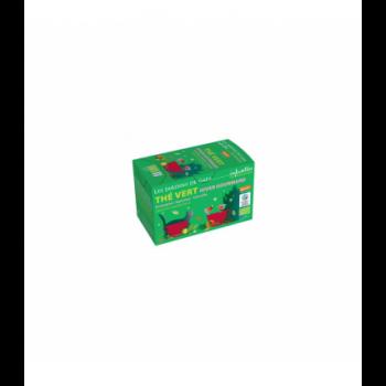 JARDINS DE GAïA - Thé vert Hiver Gourmand