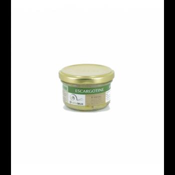 Escargotine au poivre vert bio