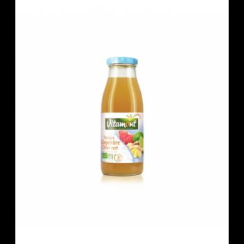 Tonique Gingembre Citron Vert bio