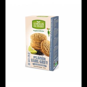 Biscuits Plaisir Earl Grey bio & équitable