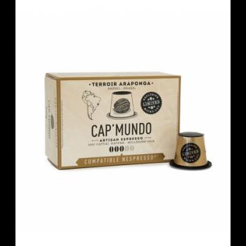Capsules de Café ARAPONGA (équilibré) x10