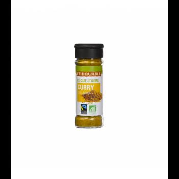 Curry du Sri Lanka bio & équitable