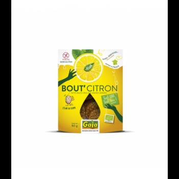 Bout'citron sans gluten, vegan, cru & bio