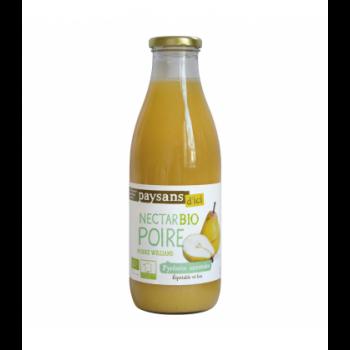 PAYSANS D'ICI Nectar de poire Williams des Pyrénées Orientales bio & équitable
