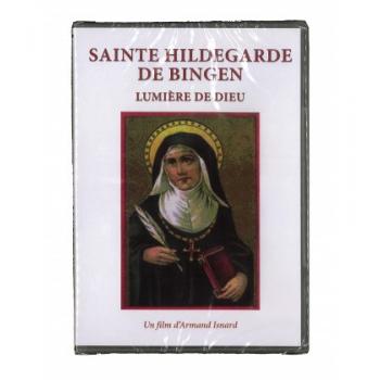 Sainte Hildegarde de Bingen : lumière de Dieu