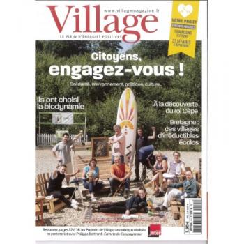 """Magazine """"Village"""""""