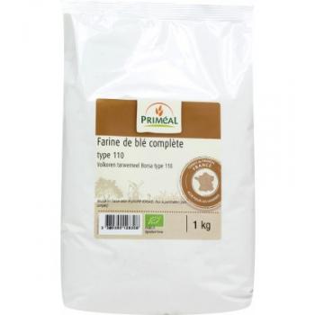 Farine de blé France T110 - 1 kg