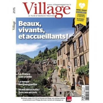 """Magazine """"Village"""" mai 2020 n°144"""