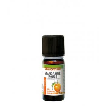 Mandarine Rouge - Huile essentielle bio & équitable