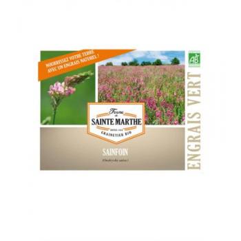 Sainfoin Vivace pour 30 m² - Engrais Verts reproductibles bio