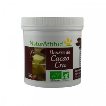 Beurre de cacao Bio - 400 g