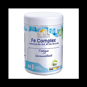 Fe Complex 60 gélules - Belife