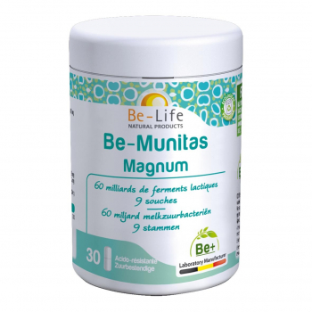 Be-Munitas Magnum 30 gélules - Belife