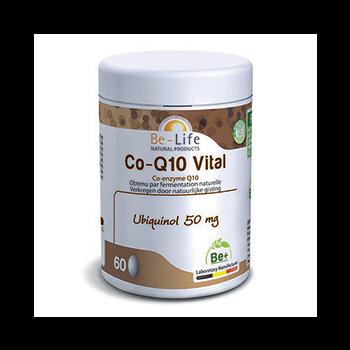 CO Q10 Vital  (Co-enzyme Q10) 60 capsules - Belife