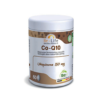 CO Q10 (Co-enzyme Q10) 60 capsules - Belife