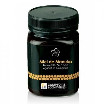 COMPTOIRS ET COMPAGNIES - Miel de Manuka Bio Pot de 500g