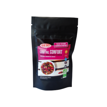 Cocktail confort snacking bio