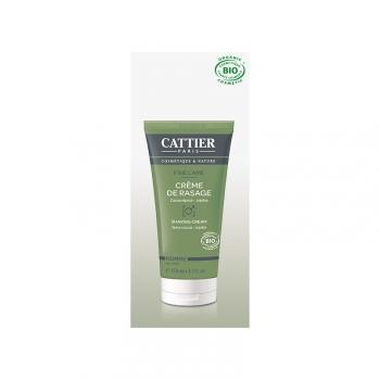 Crème rasage Fine Lame BIO 150 ml - Cattier