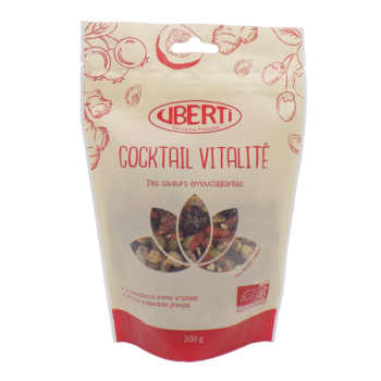 Cocktail vitalité bio