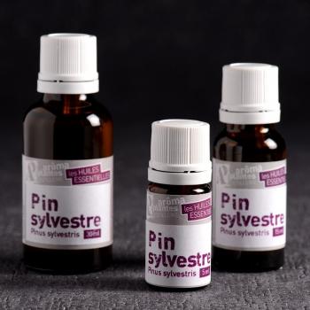 Huile essentielle de Pin sylvestre biologique 10 ml