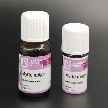 Huile essentielle de Myrte rouge biologique 5 ml