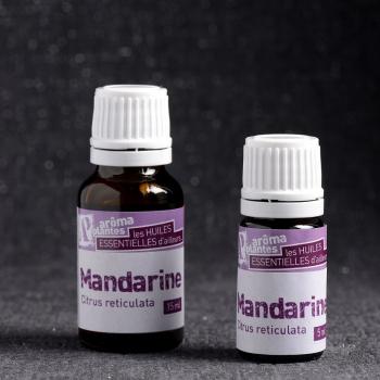 Huile essentielle de Mandarine rouge biologique 10 ml