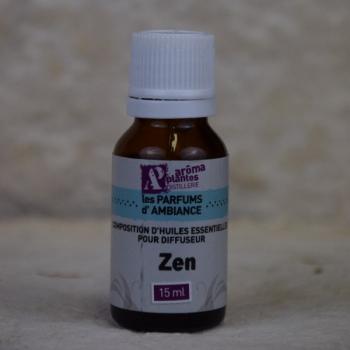 Composition Huiles essentielles Zen 15 ml