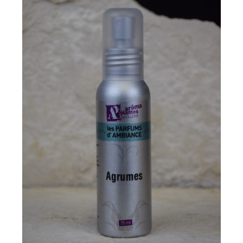 Parfum d'ambiance Agrumes 75 ml