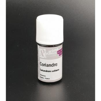 Huile essentielle de Coriandre biologique 5 ml