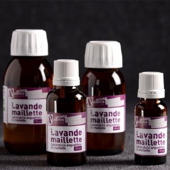 Huile essentielle de Lavande maillette biologique 10 ml