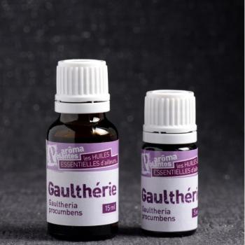Huile essentielle de Gaultherie biologique 10 ml