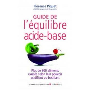 LIVRE - Guide de l'équilibre acide-base