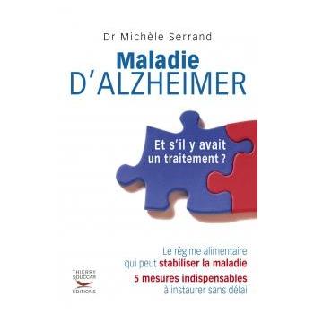 LIVRE - Maladie d'alzheimer