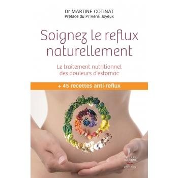 LIVRE - Soigner le reflux naturellement