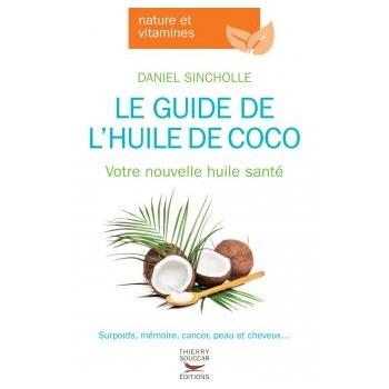 LIVRE - Le guide de l'huile de coco