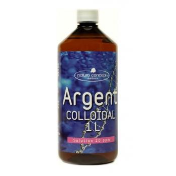 Argent colloidal 20 ppm - 1l