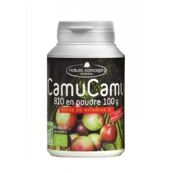 Camu camu bio - poudre - 100g