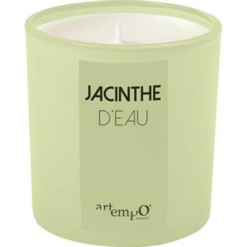 Bougie parfumée Frida - Jacinthe d'eau - 155 gr - Artempo