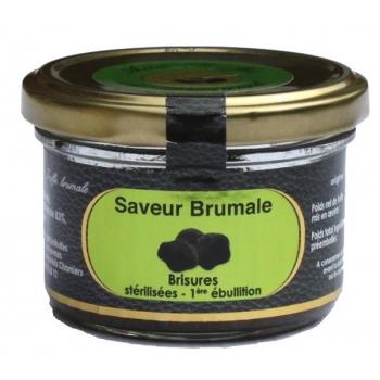 Brisures de truffes brumales, 37 g
