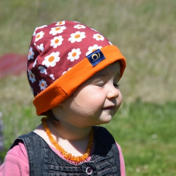 Bonnet Anti-ondes Petit Enfant Imprimé- 8/36 mois