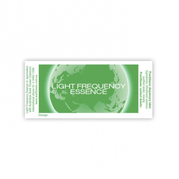 Light Frequency Blanck Labels