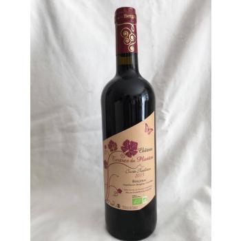 Bergerac Cuvée Tradition rouge 2015