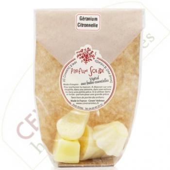 Parfum solide en cire végétale aux huiles essentielles - 50 gr - Ceven 'Arômes