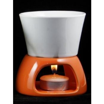 Brûle - parfum bicolore en céramique