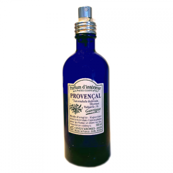 Parfum d'intérieur aux huiles essentielles Provençal - 100ml - Céven'Arômes