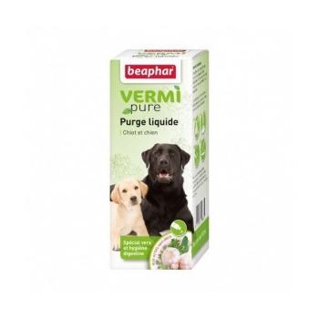 Vermifuge naturel pour chien - Purge aux plantes de Beaphar Vetonature